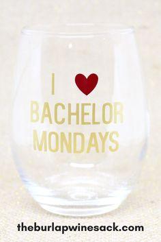 ON SALE NOW! Grab it on my website! I love Bachelor Mondays!