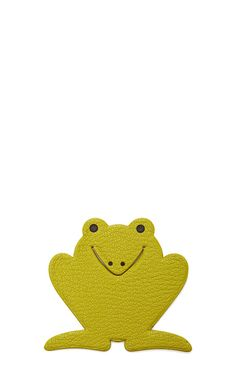 Hermes Vert Anis Chevre Leather Pikabook Bookmark by Heritage Auctions Special Collections for Preorder on Moda Operandi