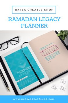 Handcraft Ramadan planner designed to create your action plan for a life-changing Ramadan. Perfect as Ramadan Gift. Shop our selection for more Ramadan and Eid Gift for Muslim Families Eid Gift, Ramadan Gifts, Preparing For Ramadan, Muslim Family, One Rose, For Your Party, Business For Kids, Life Changing, Create Yourself
