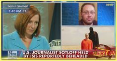 #BB4SP: State Dept. Spokeswoman Refuses To Label Beheadings By Isis Acts Of War!