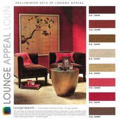 burgundy furniture. Sala de espera