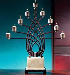 Symmetry Candelabra | Hermitage Lighting Gallery