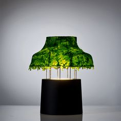 seaweed marine light table lamp by nir meiri