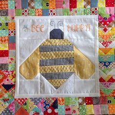 dream quilt create: Quilty Fun Sew Along, Week 19