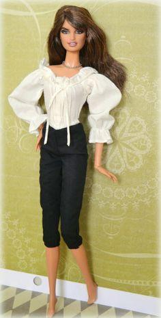 "Angelica Pirates del Caribe. Penélope Cruz en Barbie. Pirates of the Caribbean. ""Desmontando a Pe"""