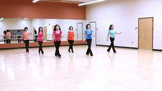 The Shape of You - Line Dance (Dance & Teach) Trevor Thornton & Branden Swift - YouTube