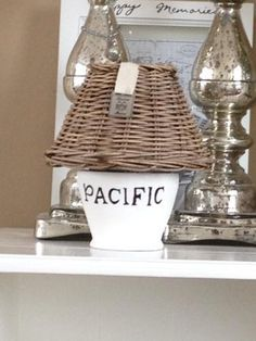 Riviera Maison Pacific hurricane Hygge, Snuggles, Cottage Homes, Interior Decorating, Decorating Ideas, Crates, Wicker, Kitchen Decor, Sweet Home