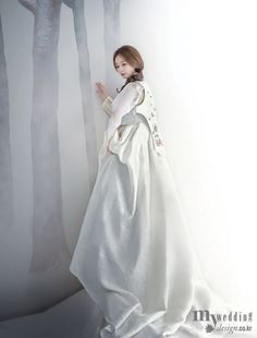 MYWEDDING 바이단 한복 배우 전소민의 특별한 새해 인사