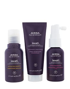 thicker, fuller hair is yours to go - Find out more at Aveda.com
