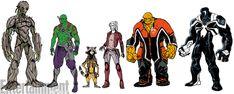 Brian Michael Bendis talks Guardians of the Galaxy big changes | EW.com