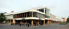 Stelkopp 2.0: Architektur in Helsinki - VI: Lasipalatsi (Glaspalast)