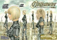 Claymore (Manga): Capítulo 100