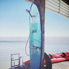 The Beach Blvd Surfboard Shower