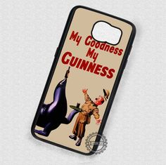 Vintage Posters My Goodness - Samsung Galaxy S6 S5 S4 Note 5 Cases & Covers