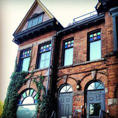 Victorian brick architecture, Toronto
