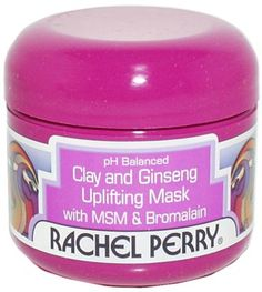 This was the best facial mask ever created. Sadly, it was discontinued along with the rest of the Rachel Perry skin care/cosmetics line. Boo-hoo. Really, it was amazing.