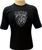 Camiseta Stark Direwolves - Camisetas Personalizadas, Engraçadas e Criativas
