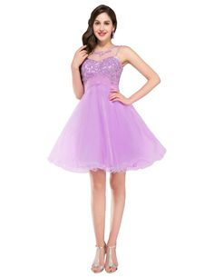short-puffy-prom-dresses-Junior-