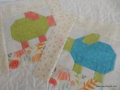 Piggy Quilt Blocks