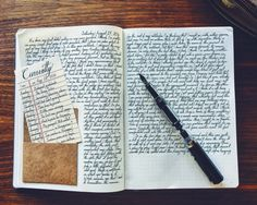 Ink Stained Hands And A Bookmarked Heart — First page of a new notebook and I actually really. Bullet Journal Art, Bullet Journal Spread, My Journal, Bullet Journal Inspiration, Journal Notebook, Journal Pages, Writing Inspiration, Writing Notebook, Nature Journal