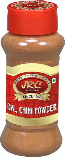 JRC Dalchini Powder Baking some cinnamon cookies? Discard any ordinary cinnamon powder & switch to JRC's Dal Chini Powder & see the difference! The aroma wafting from the oven would drive your kids crazy for those cookies. Can also be used a variety of dishes like pulao & gravies. Join our group https://www.facebook.com/groups/JRCSpices For more information: http://www.JRCspices.com/ ‪#‎JRCSpices‬ ‪#‎Spices‬