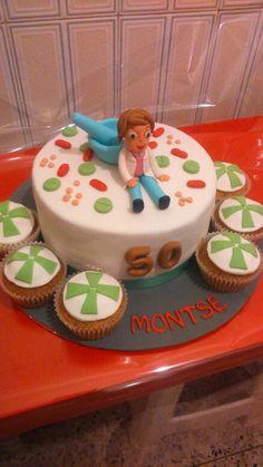 Pharmacist cake by Dulcemelcocha