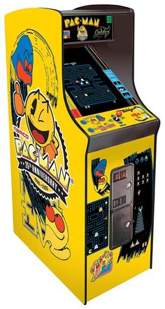 Pac-Man arrived in 1980