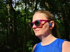 The bone conducting Aftershokz Aeropex headphones. I heard so much about them, many runners I know or 'know' through social media are amazed by them and show their enthusiasm. Is it true? Are they as awesome as they seem? Will they work for me? I had my doubts, but after unsuccessfully entering a few winning […] The post Review: Aftershokz Aeropex – user experience appeared first on My Runner's Life. Running Training Plan, Best Headphones, Stick It Out, User Experience, Your Music, Noise Cancelling, Listening To Music, Runners, Thats Not My