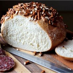 Beer and Pretzel Bread - Pretzel Recipes curated by SavingStar. Save money on your groceries with eCoupons at savingstar.com