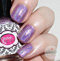 Glisten & Glow - Grape Groove
