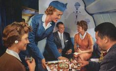 Inflight entertainment more basic in the 50s - The West Australian