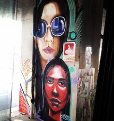 Desenvolvimento de coleção @camonecofashion  | Cores do centro #minhocão 2016 #centrovivo #arteurbana