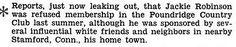 Jackie Robinson Refused Membership in Poundridge Country C…   Flickr