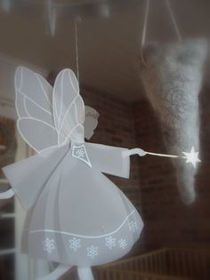 Christmas angel: