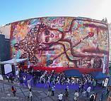 galeriascenarium | Graffiti Pelo Fim da Violência Doméstica