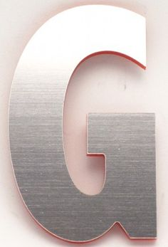 metal sign letters