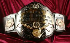 AWA World Heavyweight Championship Awa Wrestling, 3d Triangle, World Heavyweight Championship, Wwe Champions, Stars Then And Now, Professional Wrestling, Mixed Martial Arts, Belts, Tabletop Rpg