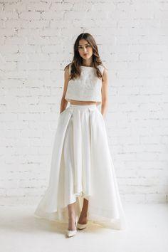 MIKADO DRESS - LILY