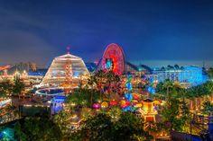 Disney California Adventure, California