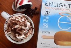 mocha hot chocolate! All you need is an ENLIGHTENED coffee ice cream ...