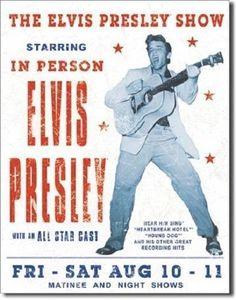 Elvis-Presley-Show-Poster-Metal-Tin-Sign-12-5-x-16-1197