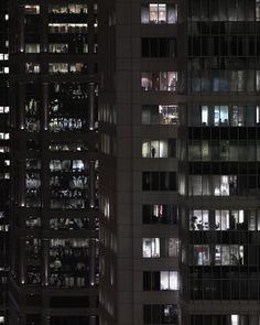 michael wolf - trasparent city