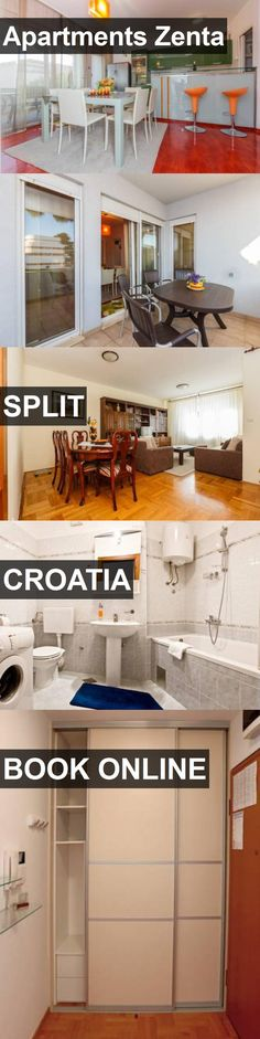 Apartments Zenta in Split, Croatia. For more information, photos, reviews and best prices please follow the link. #Croatia #Split #travel #vacation #apartment