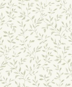 Grandeco Nerine Sage green Leaf Embossed Wallpaper - B&Q for all your home and garden supplies and advice on all the latest DIY trends Tree Nature Wallpaper, Fern Wallpaper, Forest Wallpaper, Embossed Wallpaper, Landscape Wallpaper, Room Wallpaper, Sage Green Wallpaper, Garden Supplies, Paper Background