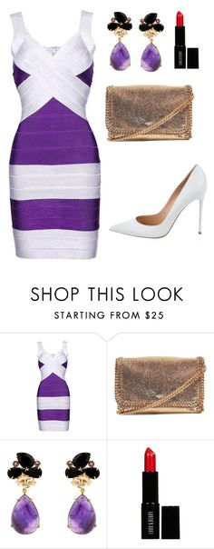 """""""My First Polyvore Outfit"""" by lupuandreia ❤ liked on Polyvore featuring Steve Madden, Lord & Berry and Gianvito Rossi"""
