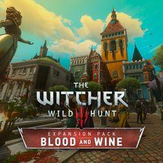 The Witcher 3: Wild Hunt - Blood and Wine, Maciej Caputa on ArtStation at https://www.artstation.com/artwork/E2yx4