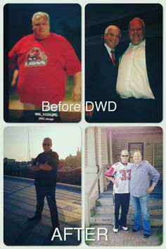Wow! In 12/09, Chris weighed almost 500 lbs. He attended Date With Destiny and now weighs 274lbs!