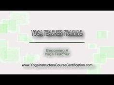 \n        Becoming a Yoga Teacher - VIDEO Becoming A Yoga Teacher Is Easy\n      - YouTube\n