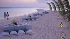 Four Seasons Resort Maldives at Landaa Giraavaru  Room & Suites: Tropical, Bungalows