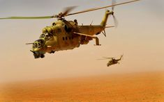 Mil Mi-24 Crocodrile